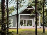 Приют охотника в литовском лесу