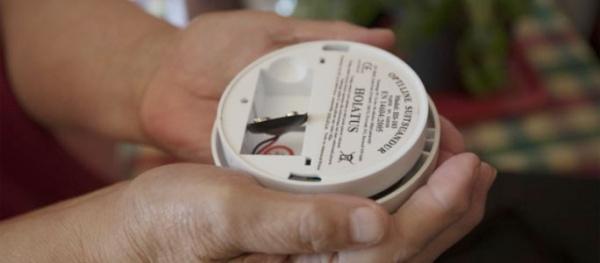 За отсутствие дымового датчика грозит штраф