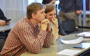 Юрий Рауд на три месяца покинул Нарвское городское собрание