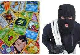 """""""Это что за покемон?!"""": японец забрался в магазин и украл карточки с известными персонажами"""