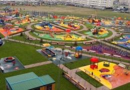 Как на самом деле должны выглядеть все детские площадки