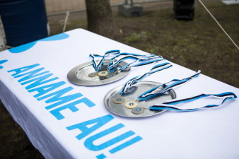 В Нарве впервые пройдет благотворительный забег в поддержку ветеранов