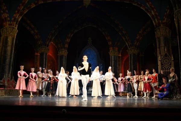 Noorus Spa Hotel представит в Эстонии легендарную классику русского балета