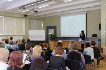 В Нарве прошла международная конференция по функциональному чтению