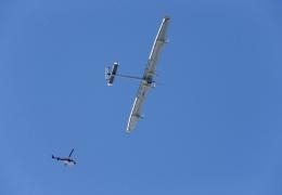 Самолет на солнечных батареях Solar Impulse готовится к кругосветному полету