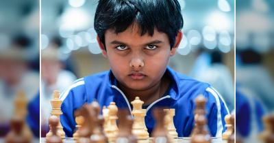 12-летний вундеркинд стал самым молодым гроссмейстером в истории