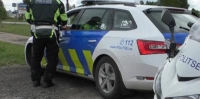 Укусившая полицейского нарвитянка получила 6 месяцев условного лишения свободы