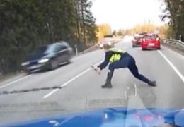 """Ловля на """"ежа"""": наглядное пособие от эстонской полиции"""