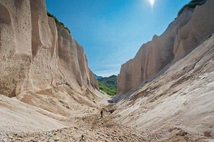 Кутхины Баты - уникальный природный памятник Камчатки