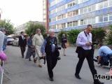 Более 10 тысяч нарвитян встречали Патриарха Кирилла