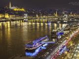 Волшебные фотографии Будапешта перед Рождеством