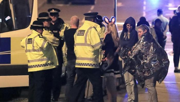 Теракт в Манчестере: свидетельства очевидцев