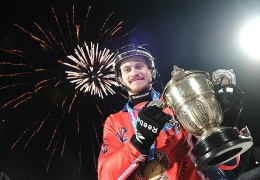 Чемпионат мира по хоккею с мячом выиграла сборная России