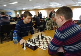 50 лет шахматному соперничеству Нарвы и Кохтла-Ярве