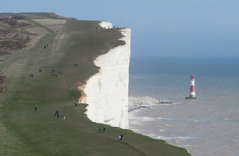 Бичи-Хед (Beachy Head): зловещая скала самоубийц