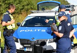 Число полицейских в Эстонии сокращается, но их нагрузка остается высокой
