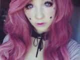 Амелия Буссин - живая кукла из Канады