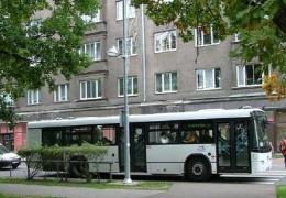 В Нарве реформируют общественный транспорт