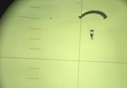 В Сети появилось видео расстрела пилотов российского Су-24