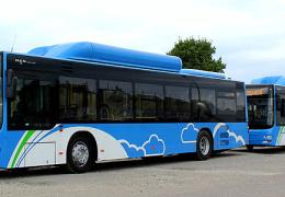 С февраля уездные автобусы из Нарвы будут доезжать до больницы в Пуру