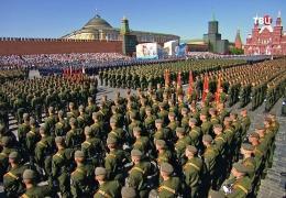 Парад Победы прошел на Красной площади в Москве