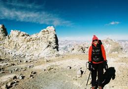 Впервые в истории на вершину Эвереста взобралась эстонка