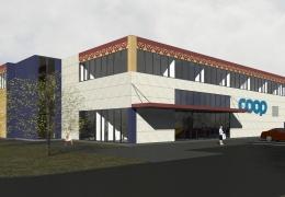 Мэрия Нарва-Йыэсуу: новый торговый центр откроется весной 2020 года