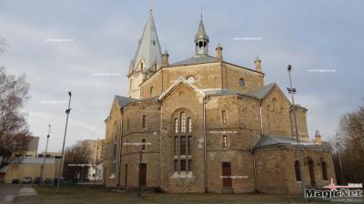 Министр Лукас представил правительству концепцию будущего Нарвской Александровской церкви