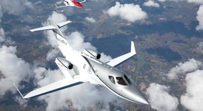 HondaJet: как устроен самый дешевый бизнес-джет в мире