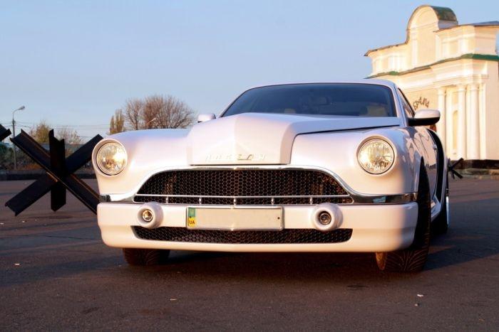 Удивительное купе ГАЗ 20 SL