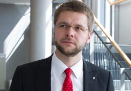 Евгений Осиновский уходит с поста министра