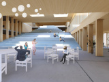В Нарве выбрали эскиз здания будущей госгимназии