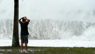 "Число жертв тайфуна ""Хагибис"" продолжает расти"