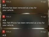 В Австралии у женщины угнали Tesla, но она смогла довести воров до истерики с помощью мобильного приложения