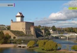 Нарва вступила в права осенней столицы Эстонии
