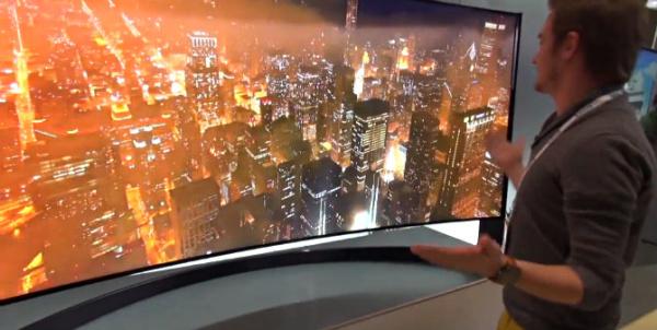 CES 2014: Что нового в мире телевизиров?