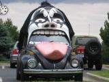 Необычные автомобили на дорогах