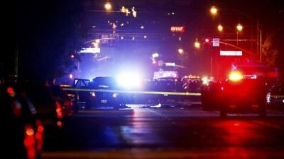 В школе в Сан-Бернардино произошла стрельба