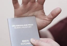 Число серопаспортников в Эстонии за год сократилось на 2258 человек