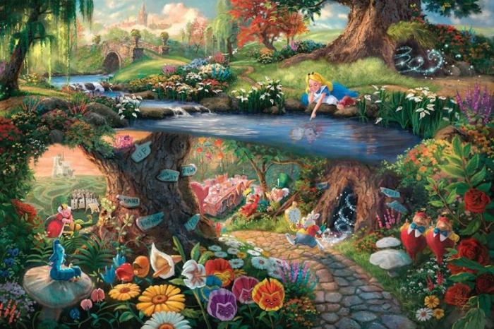 Потрясающие картины художника Томаса Кинкейда