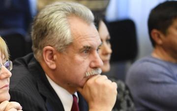 """Воронов спросил у мэра: почему рождественский прием проходил в Vaba Lava, а не в """"Ругодиве""""?"""