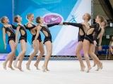 Эстония завоевала четыре медали на турнире Spring Breeze по эстетической гимнастике