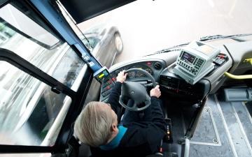 Союз автопредприятий Эстонии рекомендует смягчить языковые требования к водителям автобусов