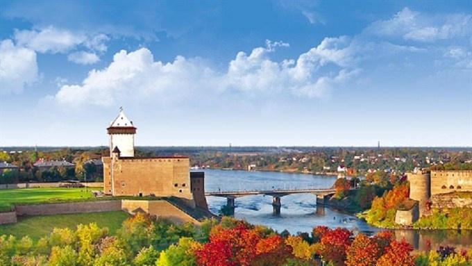 Нарва — Осенняя столица Эстонии 2016