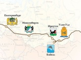 Из Москвы во Владивосток за 9800 евро