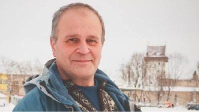 Пропавший две недели назад известный нарвский общественник Андрес Вальме нашелся