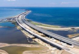 Украинского мэра жестоко наказали за продажу щебня для Крымского моста
