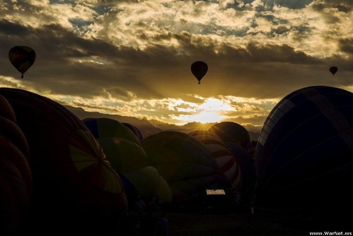 Международная фиеста воздушных шаров