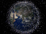 «Остров из пластика» в космосе: скопление мусора на орбите становится критическим
