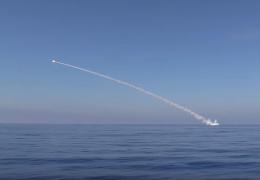 Корабли ВМФ России нанесли ракетные удары по объектам ИГИЛ в Сирии
